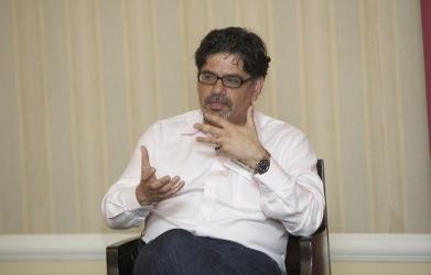 Naif Al-Mutawa Conversation