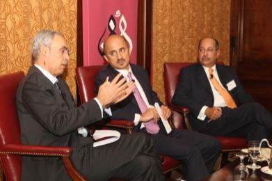 Rasheed Al-Maraj and Mohammed Shroogi Conversation